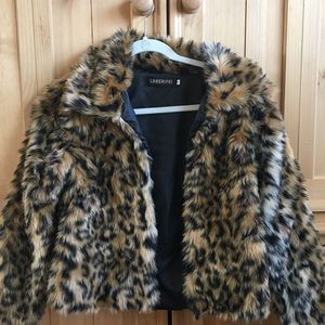 Other - Child's leopard jacket